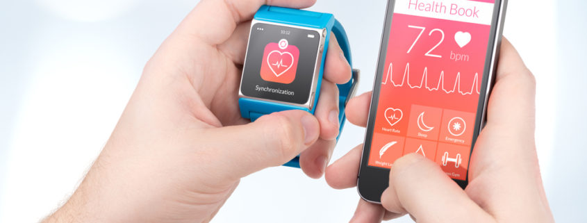 Fitness-Apps, Self-Tracking, Wearables
